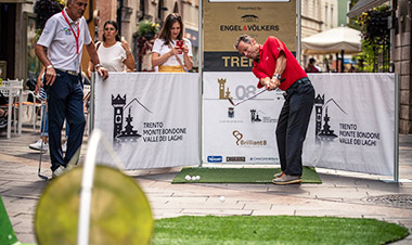 In City Golf Trento 2019