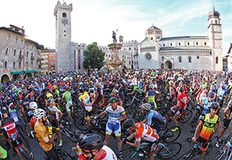 LA LEGGENDARIA CHARLY GAUL - UCI Gran Fondo World Series