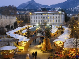 Christmas markets - Trento - Piazza Fiera