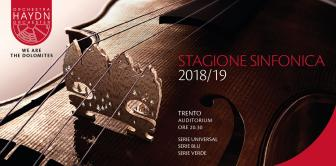 ORCHESTRA HAYDN | STAGIONE SINFONICA