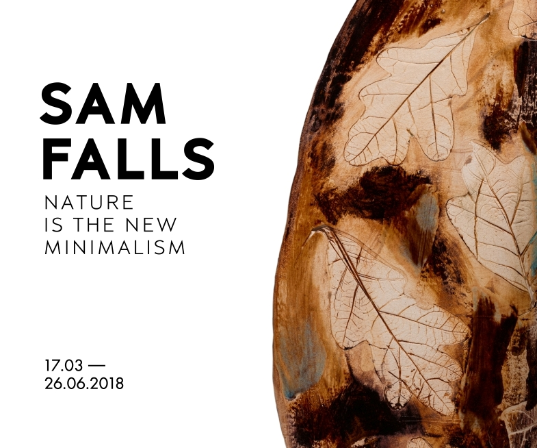 Sam Falls. Nature is the new minimalism