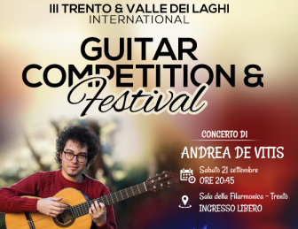 GUITAR COMPETITION & FESTIVAL