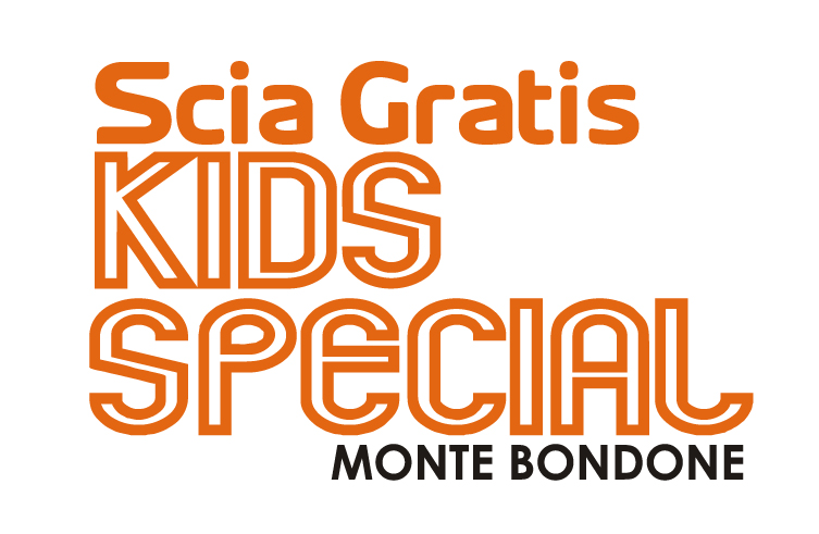 kids skiing for free Monte Bondone