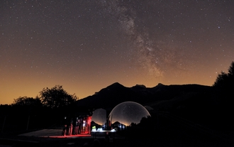 WORKSHOP ASTRONOMICO STAR TREKKING
