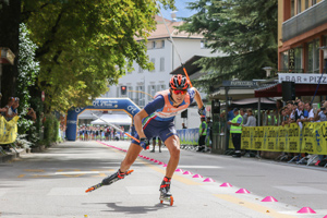 FIS ROLLERSKI WORLD CUP - SPRINT | UP HILL CLASSIC | PURSUIT FREE