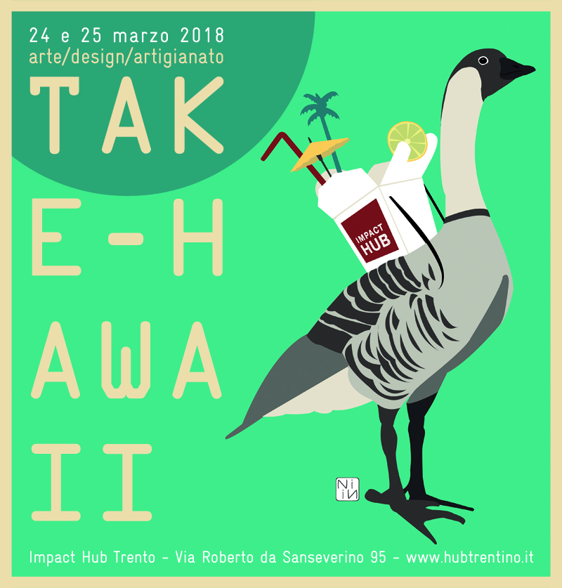 IMPACT HUB TRENTO | TAKE HAWAII