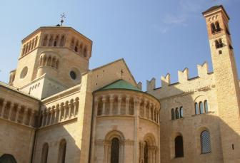 The Cathedral of Trento