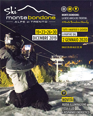 Monte Bondone Night & Day