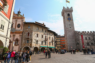 TRENTO IN THE HEART OF THE ALPS: A CITY AND ITS SPECIAL STORY