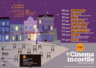 CINEMA IN CORTILE