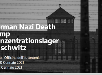 MOSTRA GERMAN NAZI DEATH CAMP KONZENTRATIONSLAGER AUSCHWITZ | OFFICINA DELL'AUTONOMIA