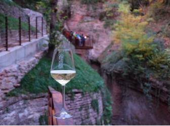 GUIDED TOURS TO THE ORRIDO DI PONTE ALTO - SUSPENDED